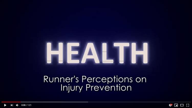 Runner's Perceptions on Injury Prevention