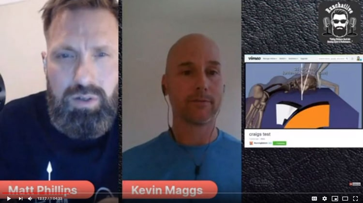 Podcast with Kevin Maggs and Matt Phillips